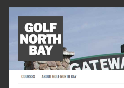 Golf North Bay